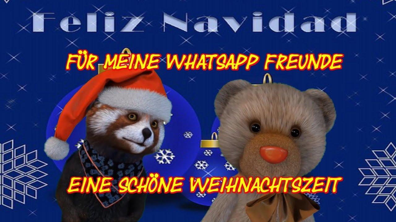 f r meine whatsapp freunde eine sch ne weihnachtszeit weihnachten advent christmas facerig