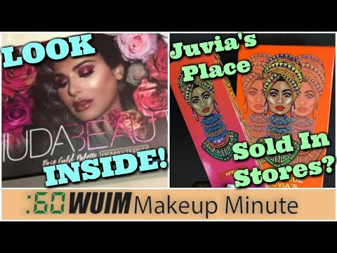 Huda Beauty Rose Gold ReMastered Reveal! Juvia's Place to be Sold In STORES? | Makeup Minute