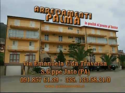 Mobili palma mobili palermo mobili sicilia youtube for Arredamenti sicilia