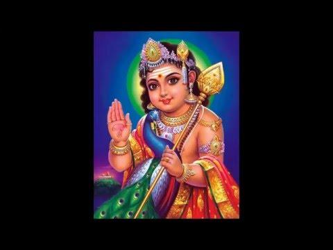 Chinanchiru Baalan - song on Lord Muruga  - Tamil devotional songs for kids