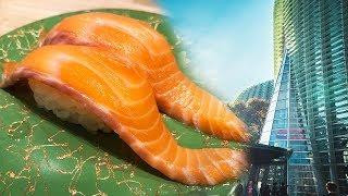 壽司?去這家就對了!盤點日本高性價比抵食壽司 文青必去!東京國立新美術館