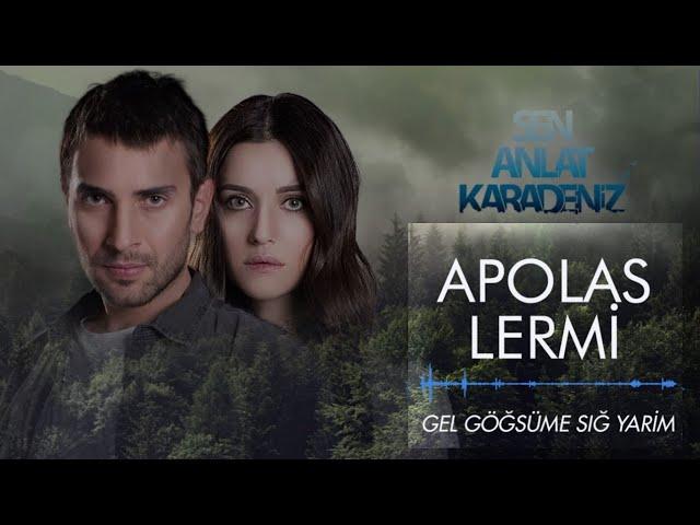 Apolas Lermi - Gel Göğsüme Sığ Yarim