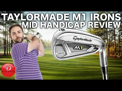 NEW TAYLORMADE M1 IRONS - MID HANDICAP REVIEW