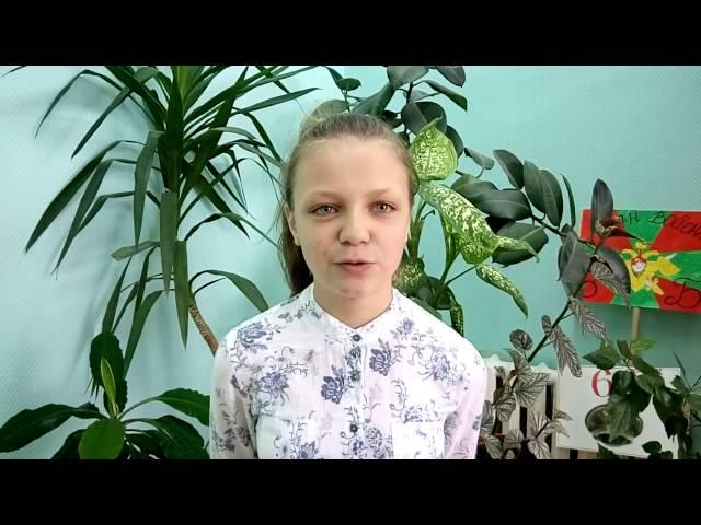 Изображение предпросмотра прочтения – АринаКолыхалова читает произведение «К *** (Я помню чудное мгновенье)» А.С.Пушкина