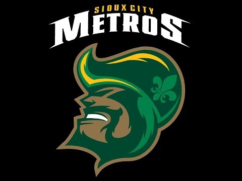 Sioux City Metros vs Mason City Mohawks 2018 MHSHL Championship Game