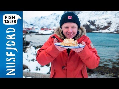 SKREI Winter Cod & Mustard Sauce | Bart Van Olphen