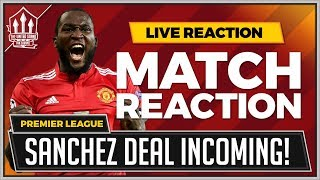 Manchester United 3-0 Stoke City | Alexis Sanchez to Manchester United Latest