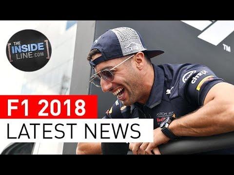 WEEKLY FORMULA 1 NEWS (20 NOVEMBER 2018)