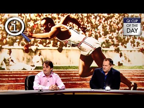 Thumbnail: QI | Who Snubbed Jesse Owens At The 1936 Olympics?
