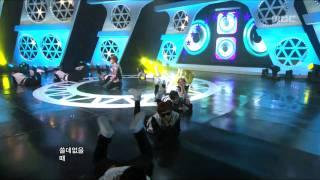 Tony An - Top Star, 토니안 - 탑 스타, Music Core 20110430