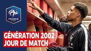 VIDEO: Les coulisses d'un match U18 I FFF 2020
