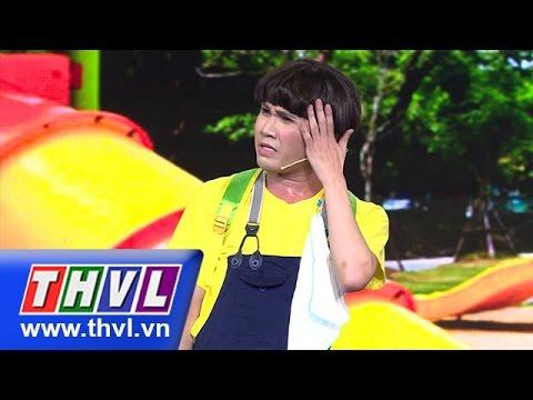 THVL | Cười xuyên Việt - Phiên bản nghệ sĩ | Tập 7: Cô dạy em - Huỳnh Lập