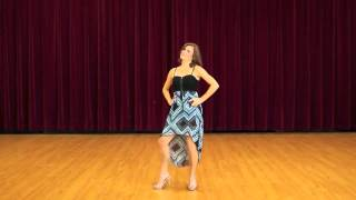 Sara Bareilles - Brave Dance Choreography Tutorial - Jamo Just Dance Now Free