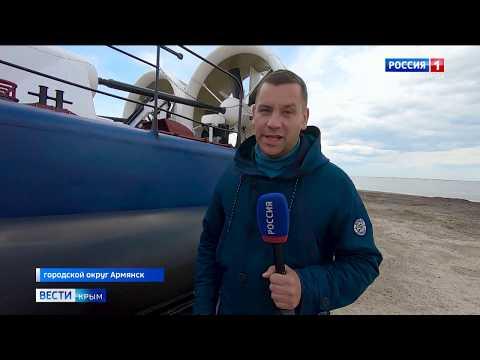 Крымские пограничники поделились секретами надежной охраны границы