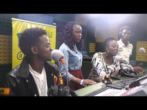 Korede Bello interview wit Oga Madam