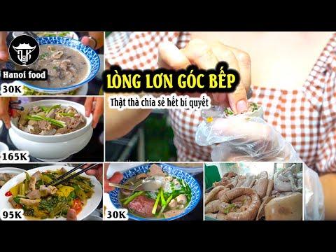 Lòng lợn góc bếp Hoàng Lan | Sự pha trộn khéo léo cùng chia sẻ thật thà của bà chủ Online