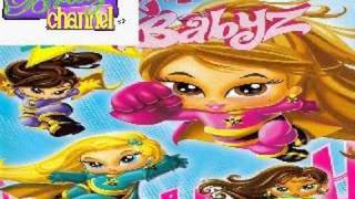 Bratz Super Babyz - Look At Us Now (Song)