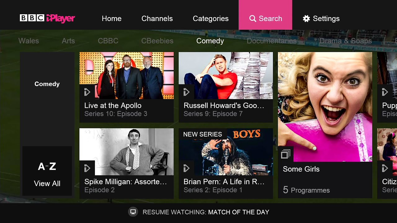 BBC iPlayer for Xbox One: Not perfect but we're glad it's