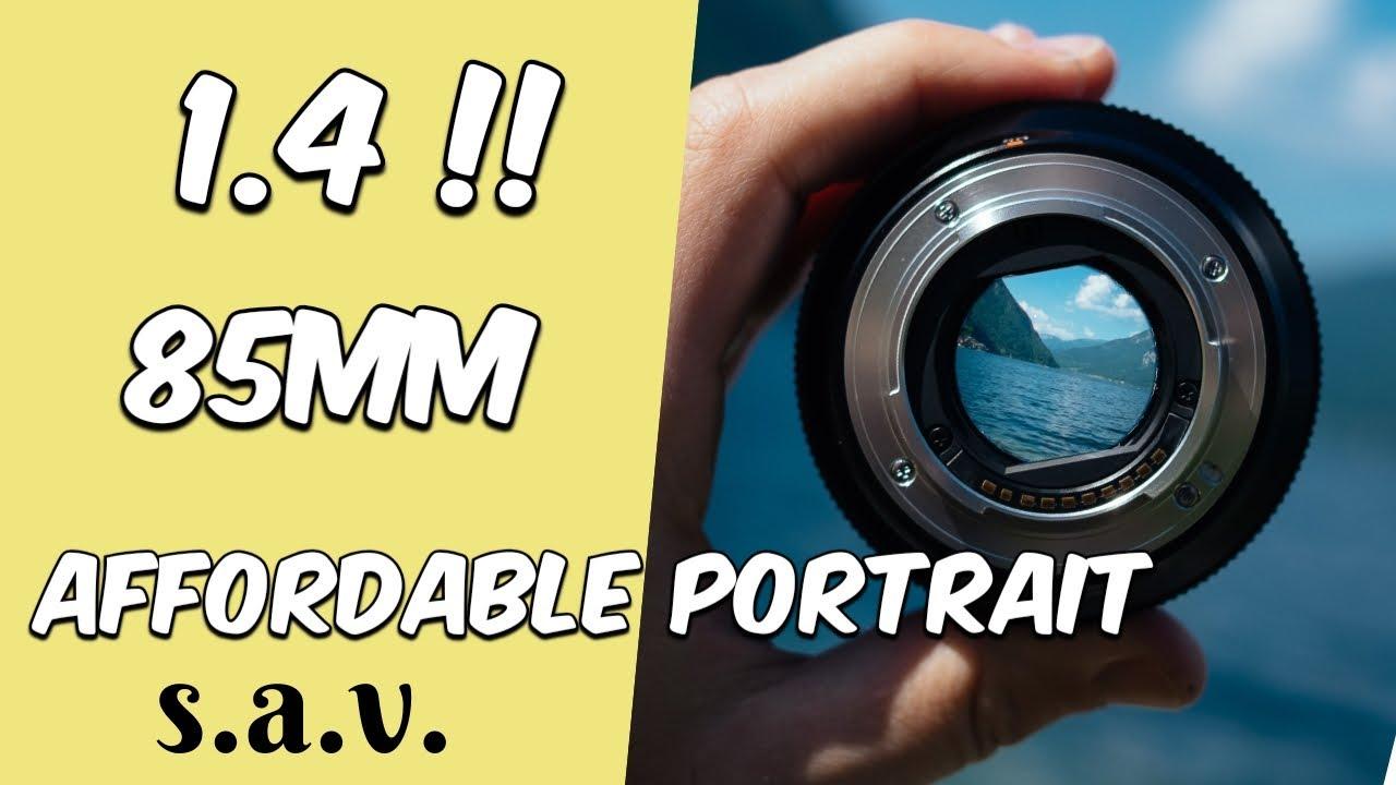 Unboxing Sigma 85mm F 14 Ex Dg Hsm Youtube Nikon
