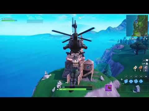 VISIT A WOODEN RABBIT, A STONE PIG, AND A METAL LLAMA LOCATION (Fortnite Season 8 Week 6 Challenges)