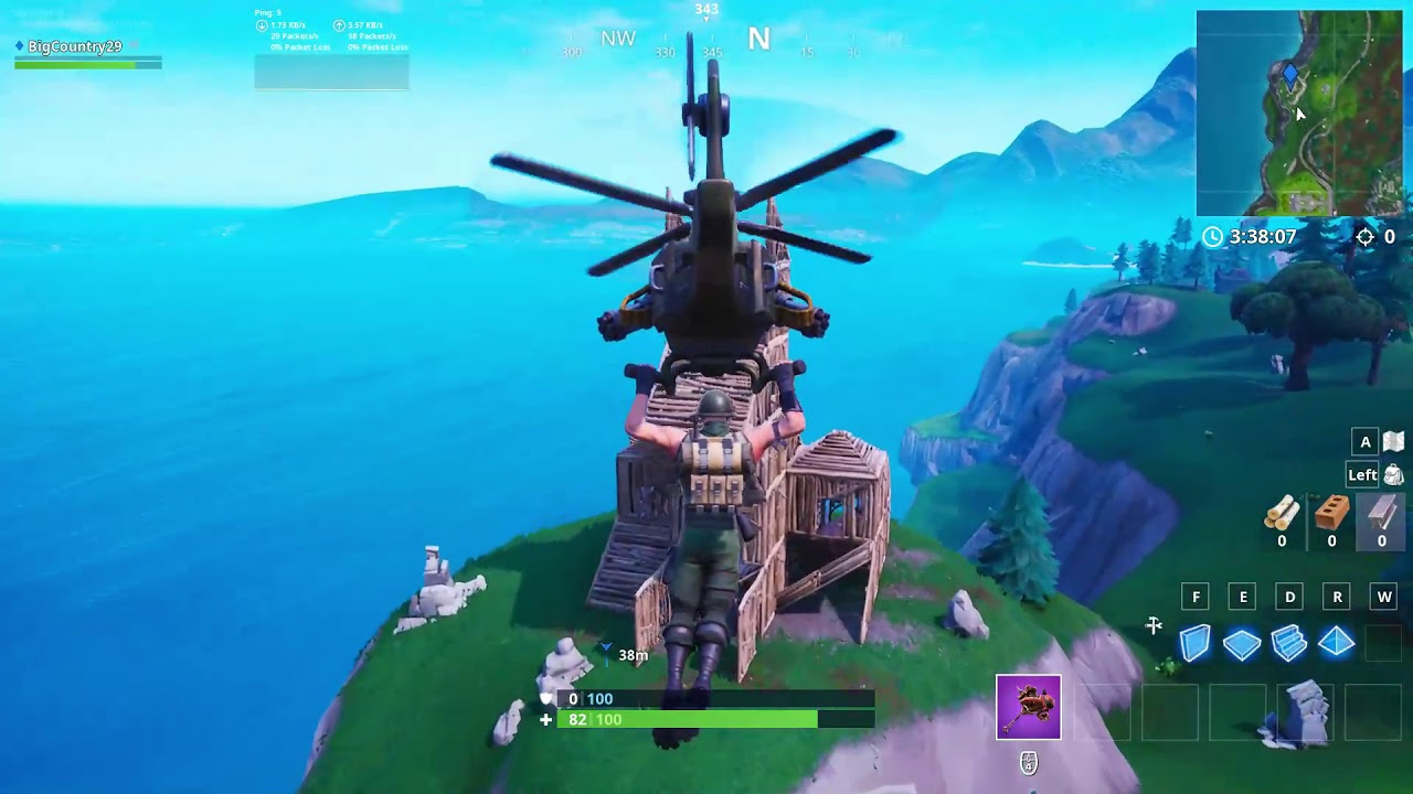 Visit A Wooden Rabbit A Stone Pig And A Metal Llama Location Fortnite Season 8 Week 6 Challenges
