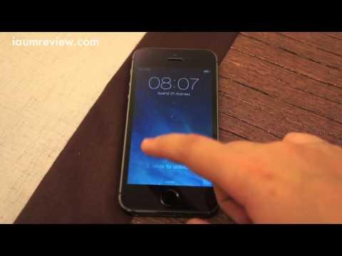 รีวิว iPhone 5S แบบไทยไทย  :EP1: Unboxing แกะกล่องกันเถอะ