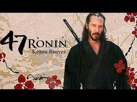 47 Ronin 2013 Official Trailer by NMA (Keanu Reeves movie)