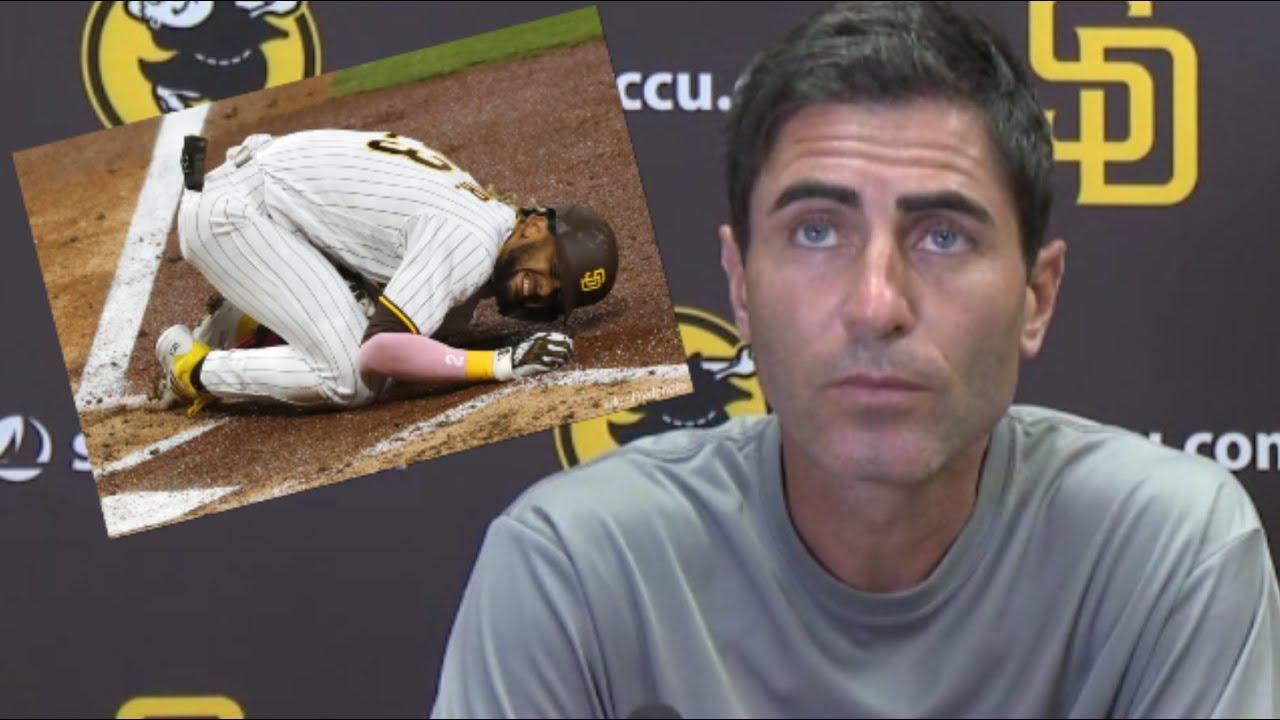 Fernando Tatis Jr. injury: Padres GM AJ Preller says shoulder ...
