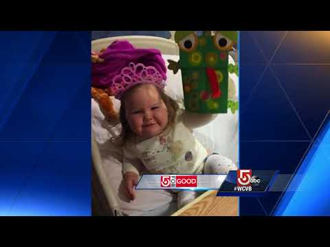 5 For Good: Milton police rallying behind girl fighting cancer