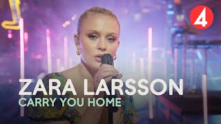 Zara Larsson - Carry You Home - 4K (Late Night Concert) - TV4