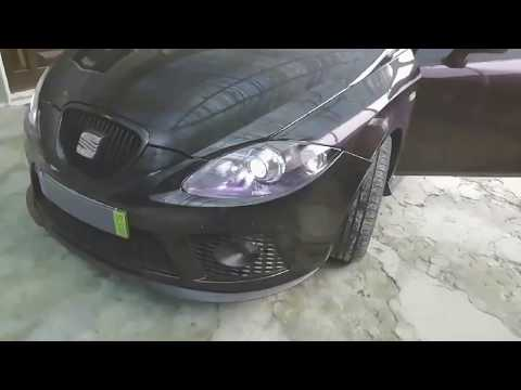 Seat Leon 1P OEM Gen 2.0 Projector  Headlight Retrofit Car Review