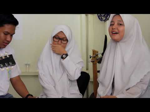 Cover Lagu Uma - Abah Akad dan Perfect MAN 2 HSU