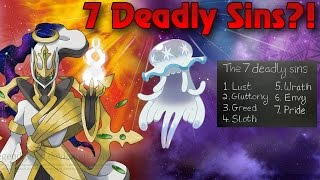 Pokemon Theories: Ultra Beasts are the 7 Deadly Sins