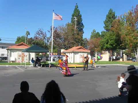Day of the DEAD. San Jose, Calvary cemetery.