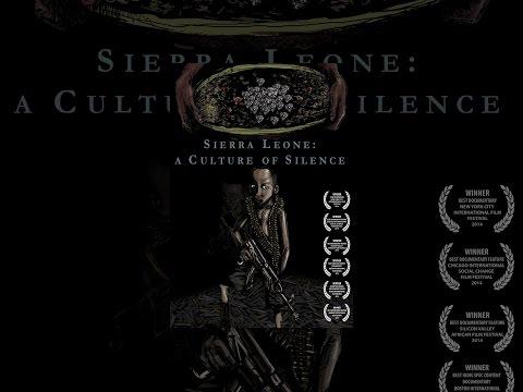 Sierra Leone: A Culture Of Silence