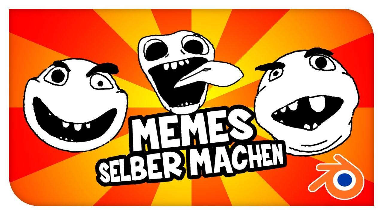 Memes Faces Deutsch