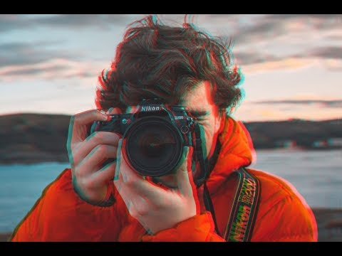 Photoshop Tutorial | Easiest Way to edit an Chromatic Aberration Effect
