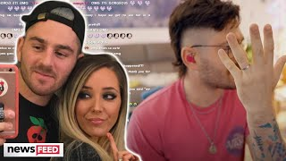 Jenna Marbles & Julien Solomita ENGAGED After 8 Years!