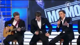 Парапапарам  КОП  Финал 2013  До слёз  Последняя песня команды в игре КВН