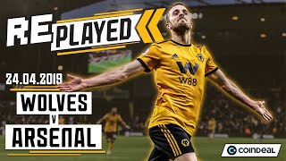 Full match replay! | Wolves 3-1 Arsenal | April 24th 2019