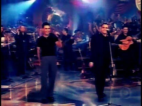 Zezé Di Camargo e Luciano - Pior É Te Perder {Ao Vivo Planeta Xuxa} (2000)