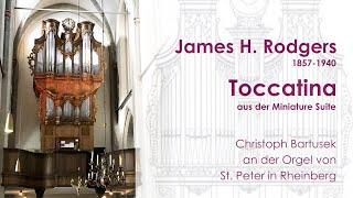 James H. Rodgers (1857-1940)  |  Toccatina (Miniature Suite)
