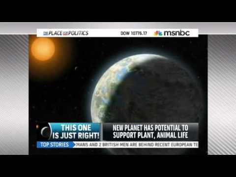 New EARTHLIKE Planet (Gliese 581-G) that supports possible LIFE Found! 10-2-10