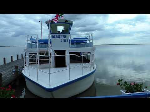 Lake Neusiedl Ungarn Shipping Company Mai 2018