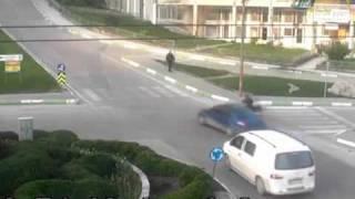 видео Автобус с российскими туристами попал в ДТП в Турции