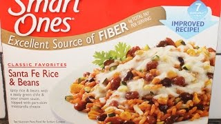 Weight Watchers Smart Ones: Santa Fe Rice & Beans Review
