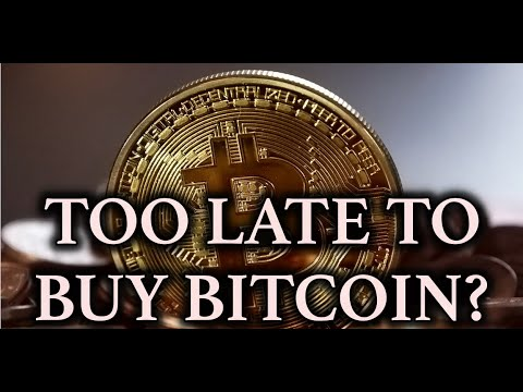 Too Late To Buy Bitcoin In 2019?!