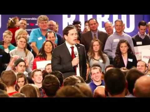 Marco Rallies A Crowd Of Over 1,600 In Minneapolis | Marco Rubio for President