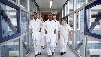 La Journée Oser tous les Métiers à l'hôpital d'Yverdon-les-Bains