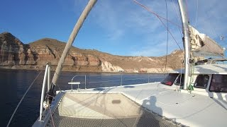 Catamaran SAILING GREECE (www.PAGOMO de)